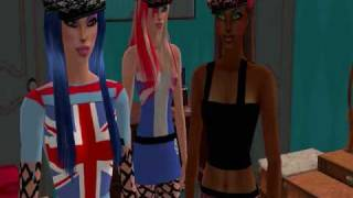 Bratz Rock Angelz Full Movie - Sims 2 - Part 6