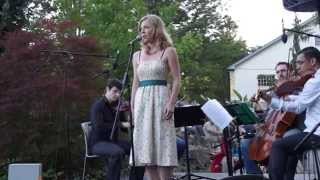 Kurt Weill - Complainte de la Seine (Sarah Jane Pelzer and The Annex Quartet)
