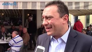Πελοπόννησος: Ο βουλευτής Αρκαδίας Κώστας Βλάσης για την υποψηφιότητα Νίκα