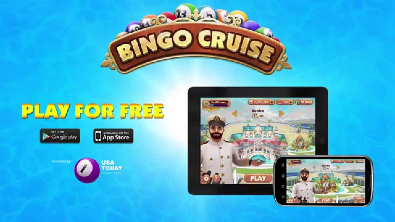 USA Today Bingo Cruise - FREE 1 2 APK Download - Android
