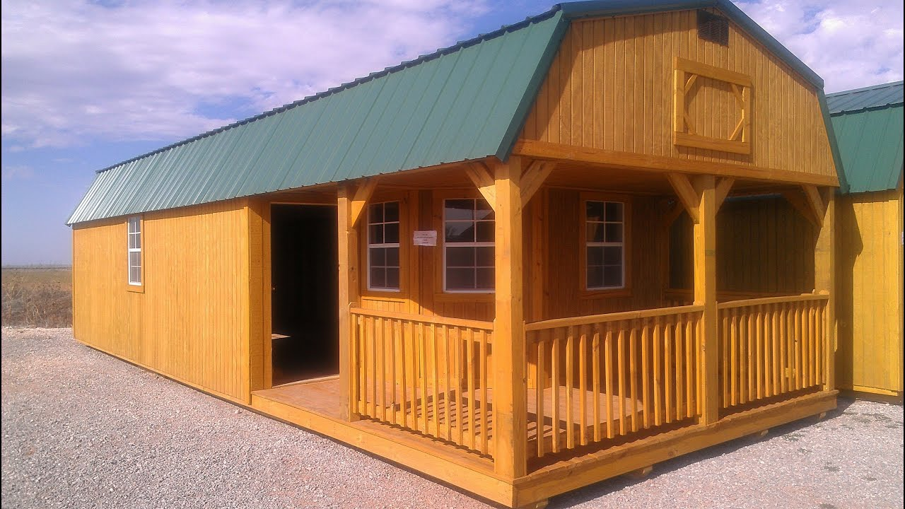 Tiny Home Designs: Prebuilt Homes -Off Grid Cabin