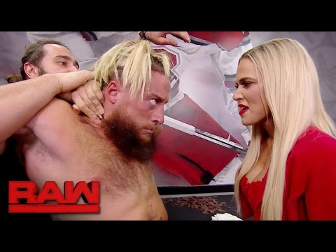 Thumbnail: Enzo Amore completes his sensitivity training: Raw, Dec. 19, 2016