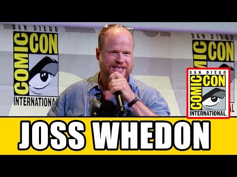 JOSS WHEDON On Why He Left Twitter, Movie Studios & Dr Horrible 2 - Comic Con 2016