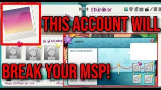This Creepy/Weird Account Will Break Your MSP! [Turkish Server]