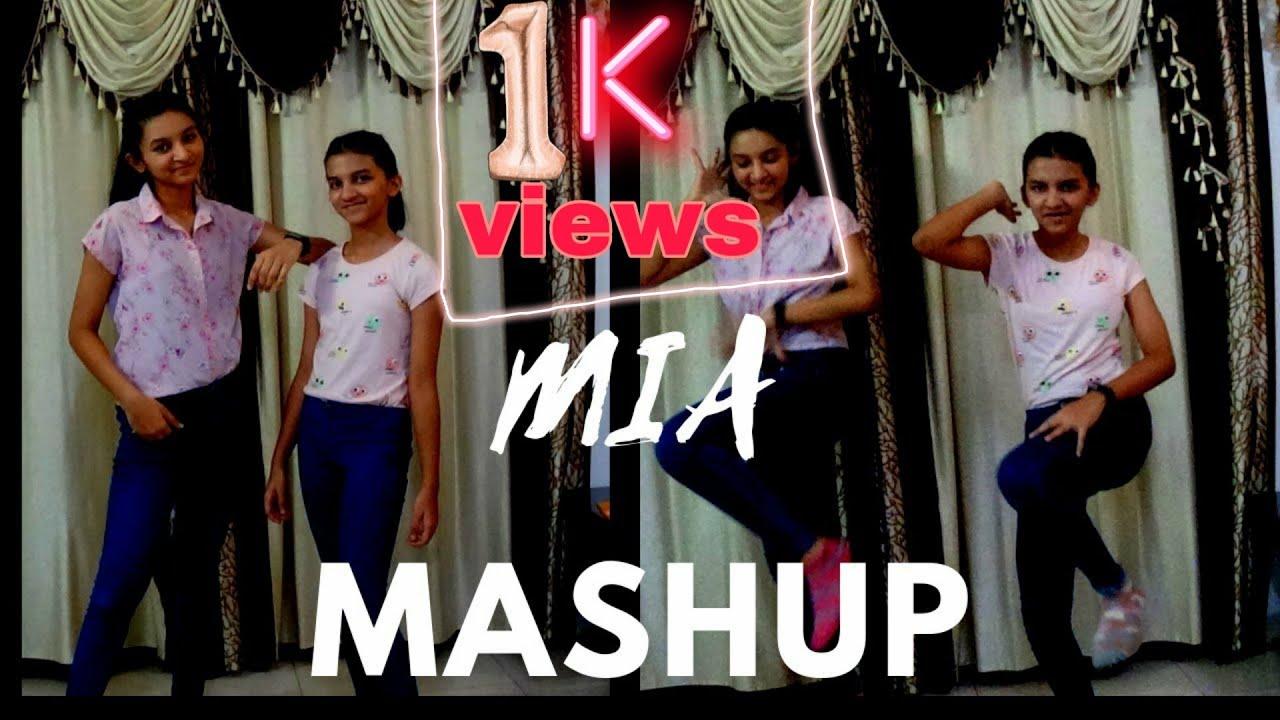 MIA (Twinbeatz Mashup)   DRAKE   Dance Cover l Iffath S ...