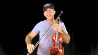 Fiddlerman's Q & A - Instrument Movement Caused by Vibrato