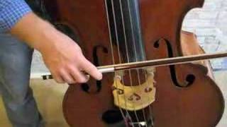 Andrew Anderson Teaches the Double Bass - Part 8