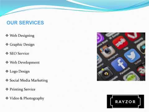 Best Web Designers in Epping - Rayzor