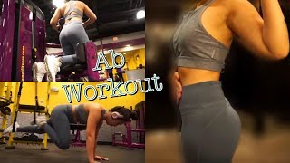 AB DAY at Planet Fitness | Have you tried these gym machines?