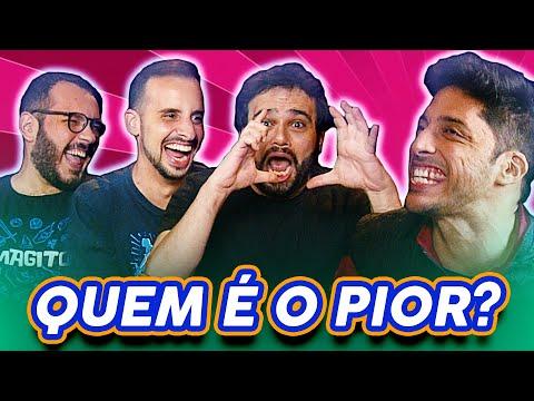 QUEM FOI O PIOR IMITADOR? - com Imaginago e Magno Navarro