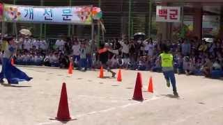 죽림초등학교 2015년 운동회.  짜릿한 릴레이 동영상 풀버젼