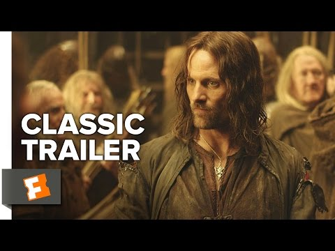The Lord of the Rings: The Two Towers (2002) Official Trailer #1 - Viggo Mortensen Movie HD