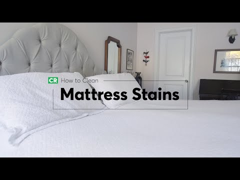 How To Clean Mattress Stains | Consumer Reports