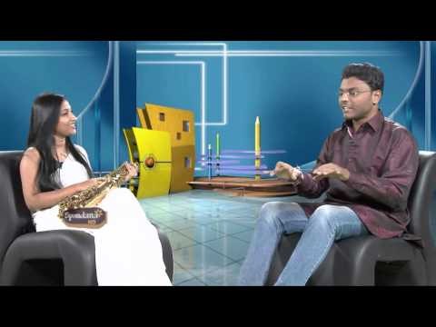 Sindhu Bhairavi  Interview for a TV channel