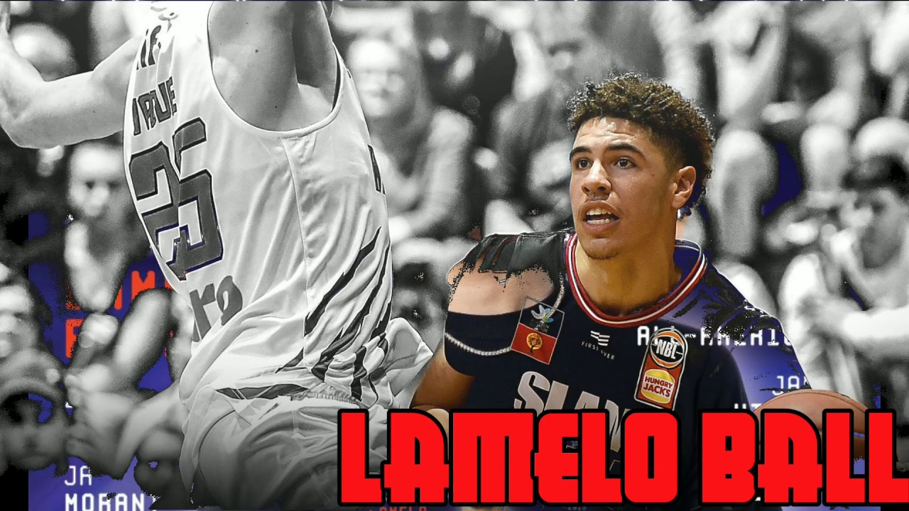 LaMelo Ball is getting No. 1 pick buzz after his first games in Australia