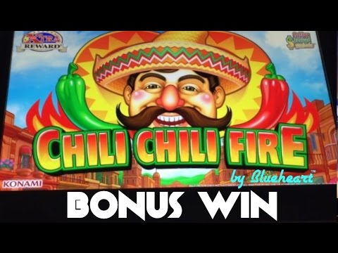 Chili Chili Fire slot review Don your sombrero, señors and señoritas, to enjoy some spicy gaming action with the slot machine Chili Chili Fire.This online slot game is a recent release from Konami, and it is mucho exciting with its special features and free games.Chili Chili Fire is a cultural celebration of Mexico and its [ ]/5(7).