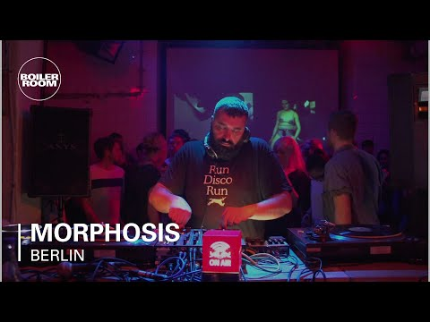 Morphosis Boiler Room Berlin DJ Set