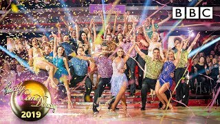 Our cast of 2019 strut their stuff one last time! - The Final | BBC Strictly 2019