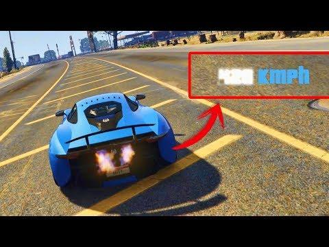 GTA V ONLINE: NUEVO COCHE (XA21) A MÁXIMA VELOCIDAD!! GTA 5 DLC