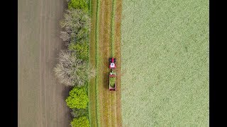 Silage 2019 Montage | Gloucestershire, United Kingdom