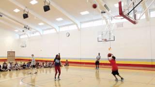 Skillz Basketball Camp - Knockout Championship, Grades 3-6