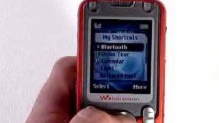 Sony Ericsson W600 Review