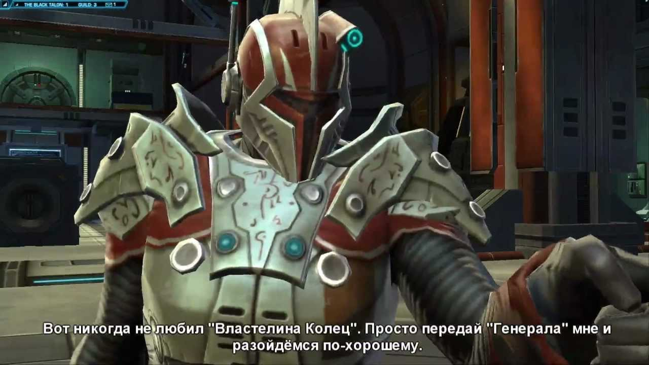 star wars the old republic rus