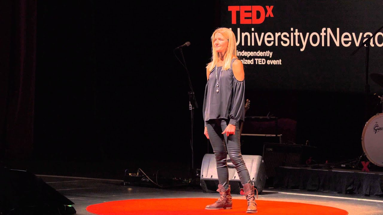 Download You Have One Life. Live It. | Sherry McConkey | TEDxUniversityofNevada