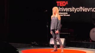 You Have One Life. Live It. | Sherry McConkey | TEDxUniversityofNevada