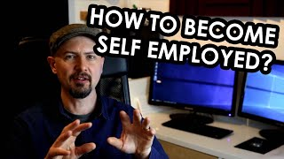 How to become sęlf employed in the UK