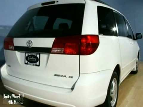 2005 Toyota Sienna #P1186 In Brentwood St. Louis, MO 63144