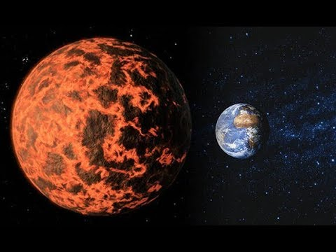 NIBIRU PLANET X UPDATE 2019! Planet X Clearly Visible From Earth 20th Sep 2019 - Storm Area 51