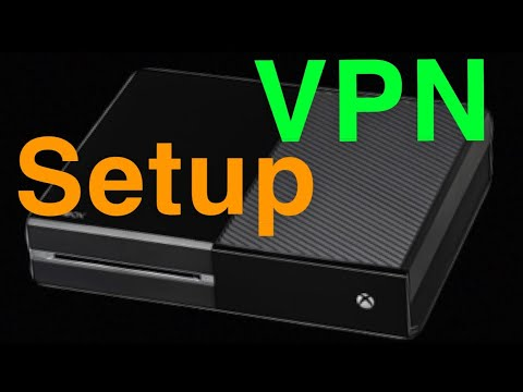 How To Get A VPN On Xbox One NEW!