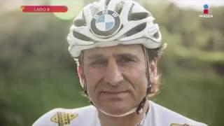 Alex Zanardi, el hombre que no conoce el imposible