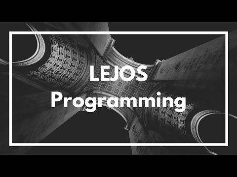 LeJOS Java Programming - LEGO Mindstorm EV3 (Part One)