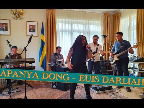Euis Darliah - Apa nya Dong, On Stage @Swedia