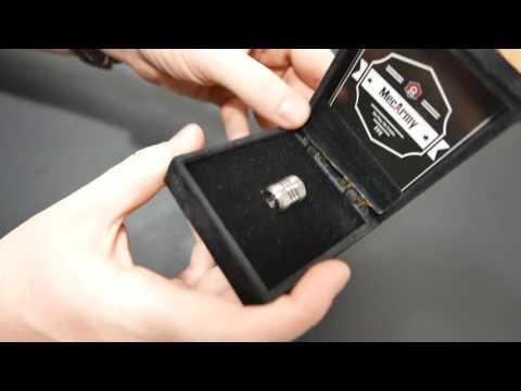 Mecarmy FFX Titanium Tritium Bead