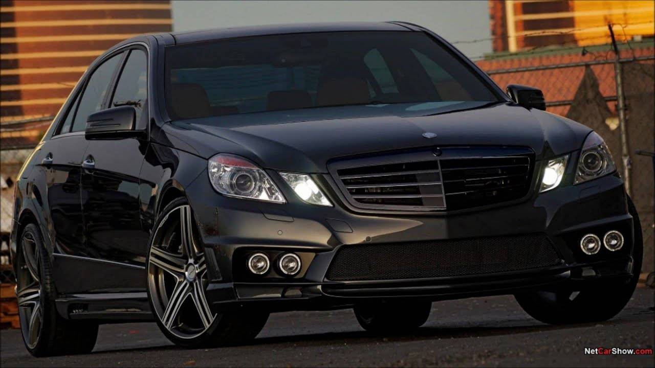 2012 wald mercedes benz e class w212 black bison hd youtube. Black Bedroom Furniture Sets. Home Design Ideas