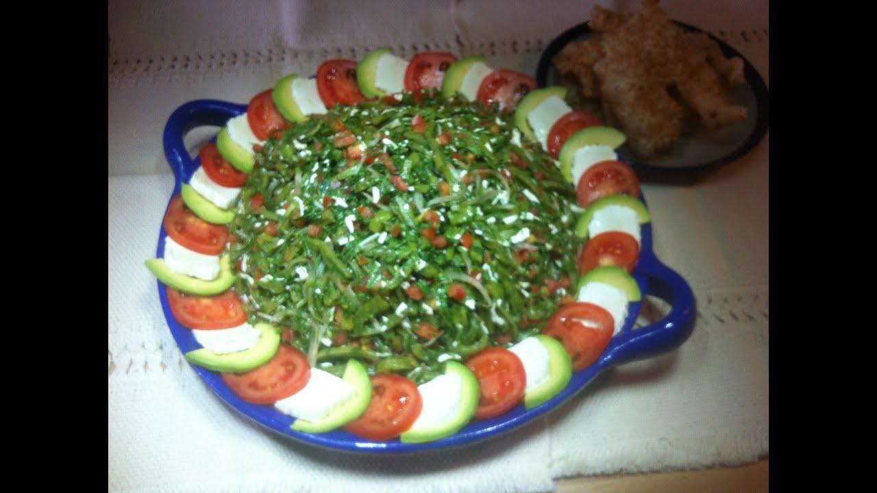 Como desbabar nopales t cnicas b sicas de cocina chef - Tecnicas basicas de cocina ...