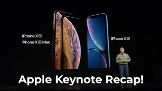 Apple Keynote presentation