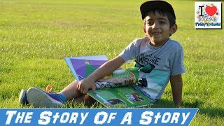 The Story of a Story | Never Loose Hope | Story Telling | Prakhar Trikha | Viral Video
