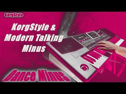 KS & Modern Talking -Dance Minus (Korg Pa 900) Remix