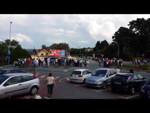 Peloton Vuelta a España 2014