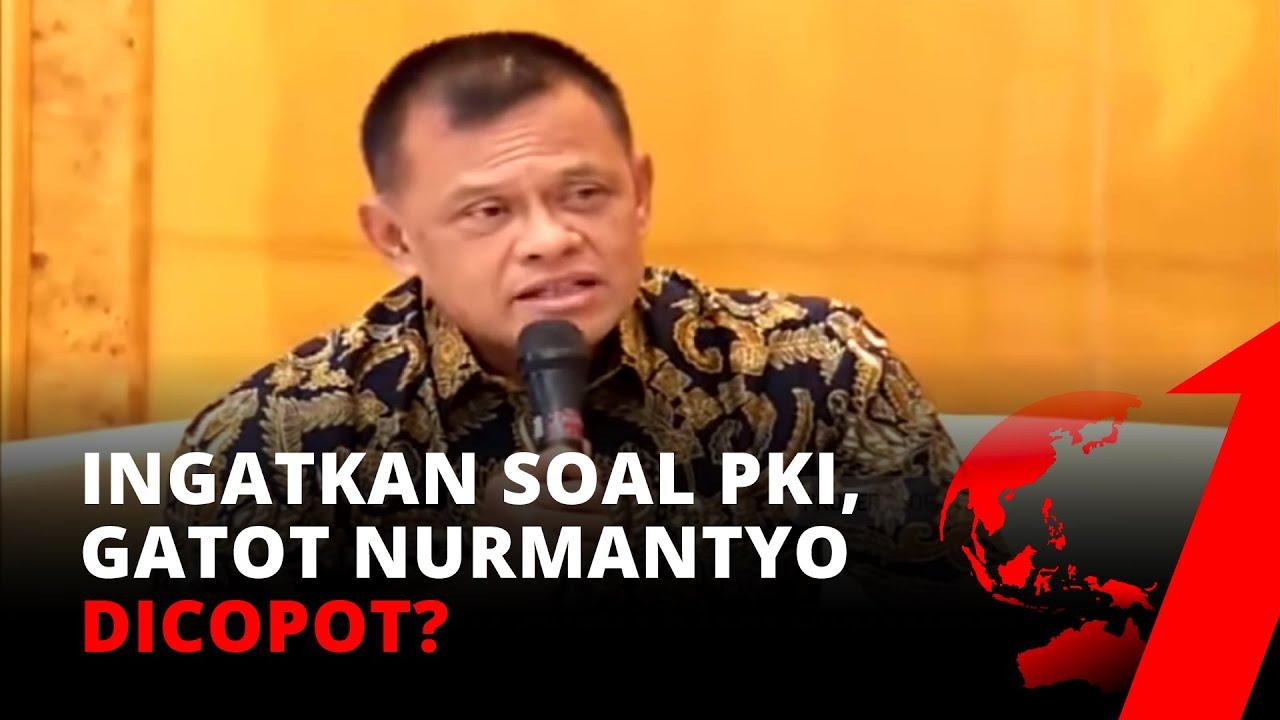 Download WAWANCARA KHUSUS: Gatot Nurmantyo Dicopot Karena Putar Film G30S PKI?   tvOne