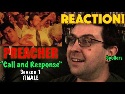 REACTION! Preacher