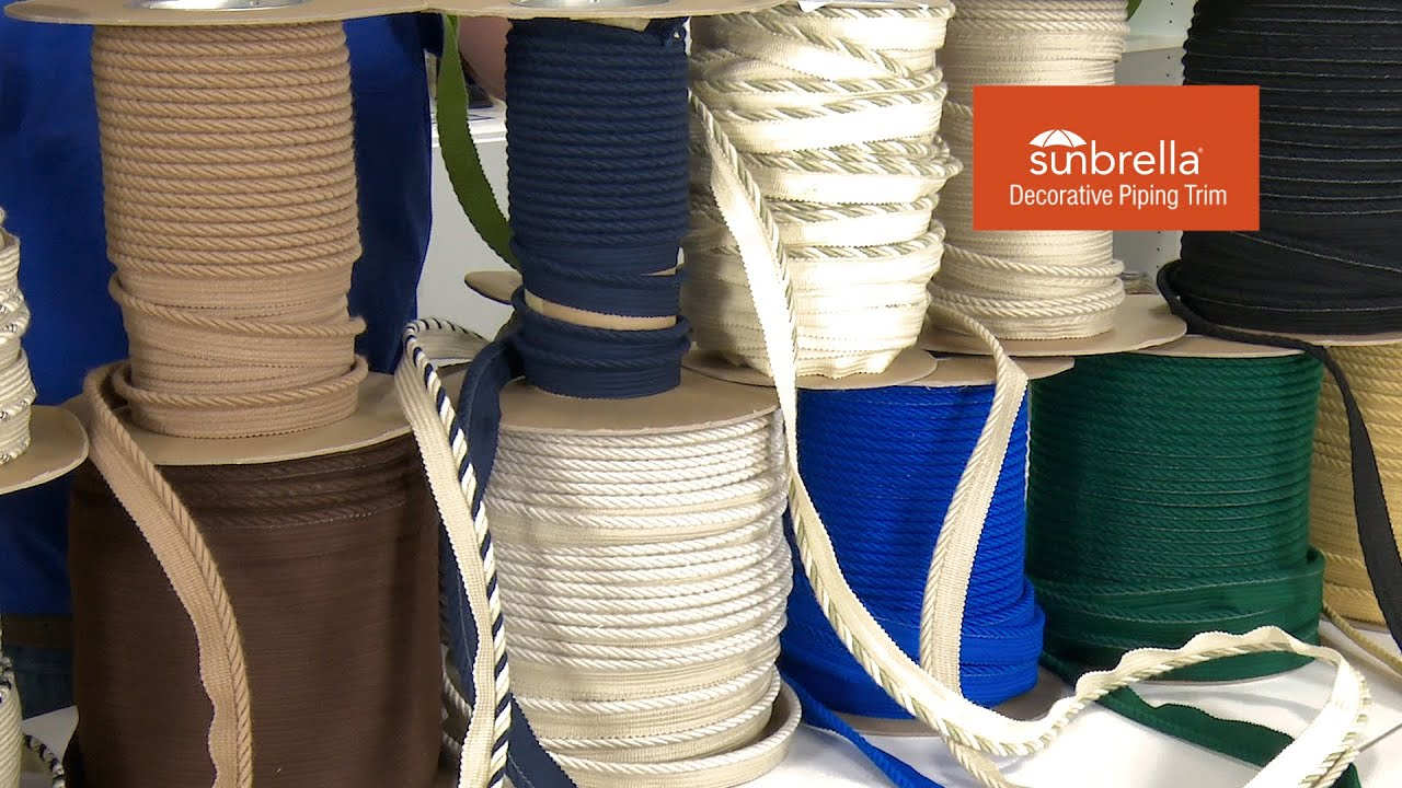 Selecting the Perfect Piping - Sailrite