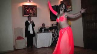 Восточный танец невесты