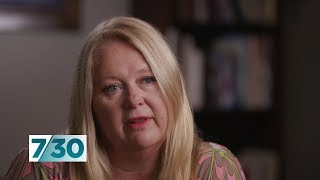 Anonymous Australian witness at the trial of Rolf Harris goes public | 7.30
