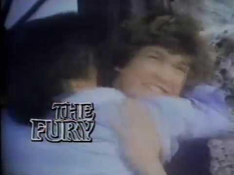 CBS The Fury 1980 TV promo #2
