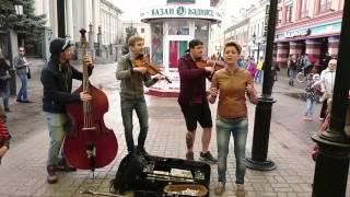 Kazan 2016 Girl  song Putin Казань  Девочка Путин песню